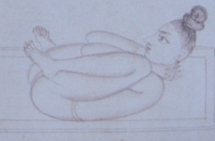 Mārjārottānāsana: The earliest known 'Cat' Pose