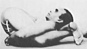 Yoganidrāsana- One of many Yoga Asana that prepare one for deeper meditation