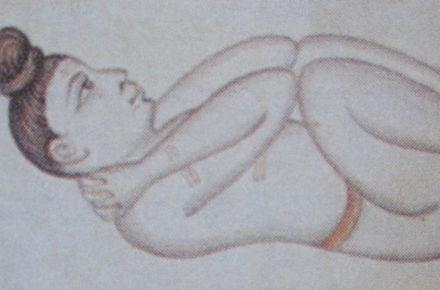 Śvottānāsana- The earliest known 'Dog' Pose